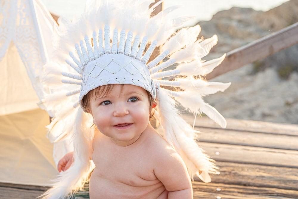 Fotografa de bebes en palma