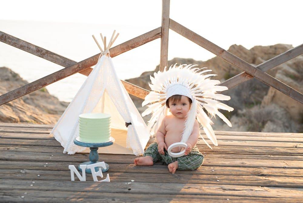 Fotos de bebe primer anito