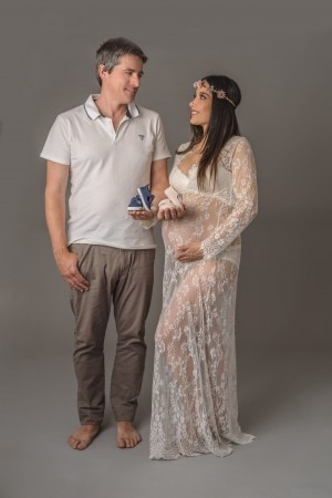 Fotografia maternidad de estidop en palma