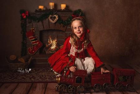 Fotografia de fotos de navidad ninos