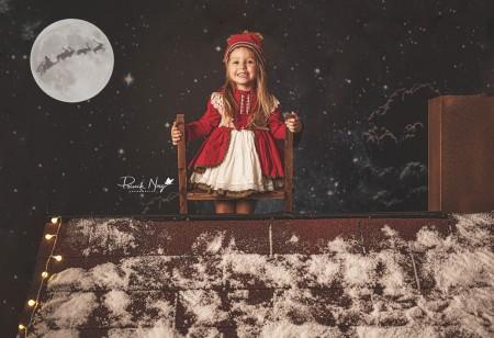 Fotografia infantil de navidad en palma de mallorca
