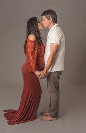 Fotos de embarazo en mallorca