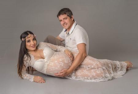 Sesion de fotos de maternidad en palma